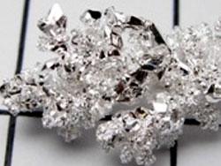 Кристалл серебра
