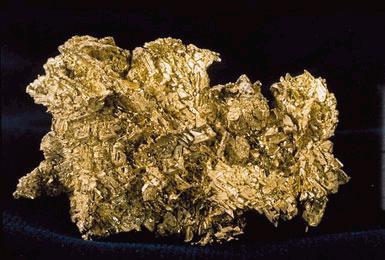Самородок золота
