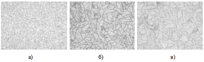 Структура серебро зерно