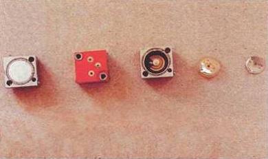 Содержание драгметаллов в сопротивлении СП5-3, СП5-2