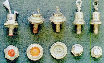 Тиристоры содержащие драгметаллы фото