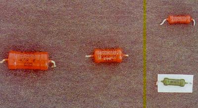 Содержание драгметаллов в резисторах С2-23