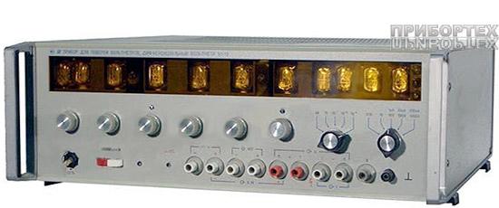 Прибор для поверки вольтметров Импульс В1-12