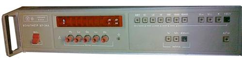 Содержание драгоценных металлов в вольтметре В7-34А
