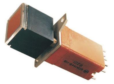 Драгоценные металлы в в переключателе типа 11ПКМ49