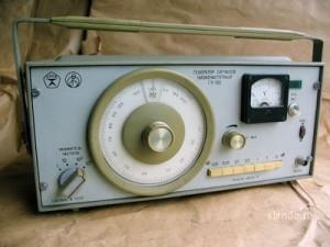 Содержание драгоценных металлов в генераторе шума Г3-102