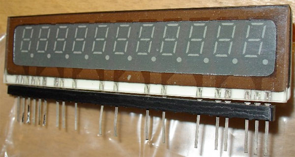 Содержание серебра в газорозрядном приборе ГИП-11