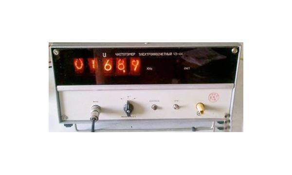 Содержание драгоценных металлов в частотомере Ч3-44