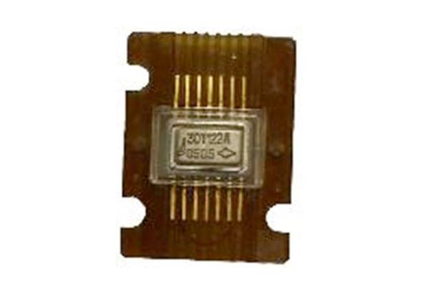 Содержание золота и серебра в 3ОТ122А