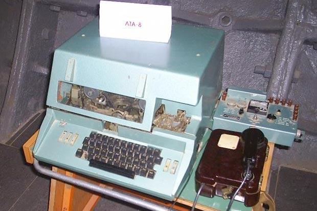 Драгоценные металлы в телеграфном аппарате ЛТА-8 (СТА-М67Б)