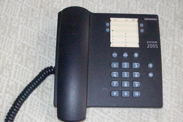 Драгоценные металлы в телефонном аппарате Siemens-2005