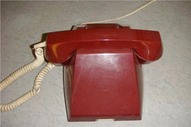 Телефонный аппарат ТА-68 ЦБ6