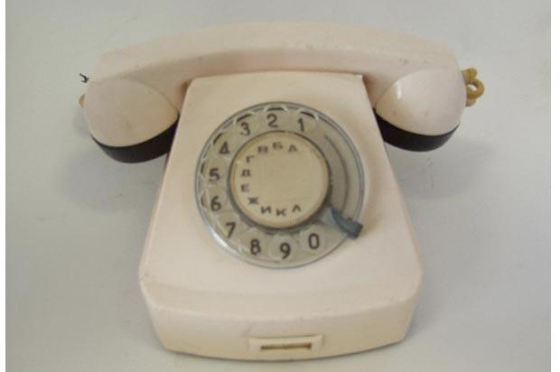 Фото телефонного аппарата ТАН-60.