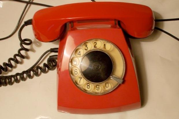 Фото телефонного аппарата ТАН-70.