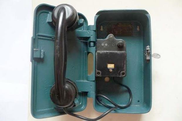 Фото телефонного аппарата ТАП-50