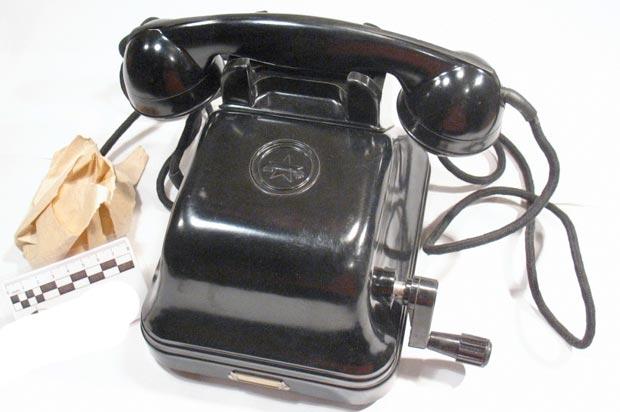 Фото телефонного аппарата ТАУ