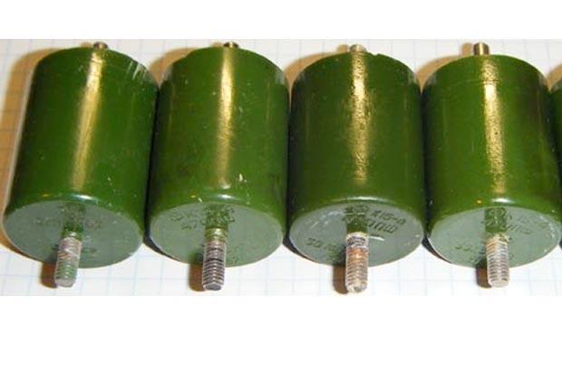 Фото конденсатора К15-4