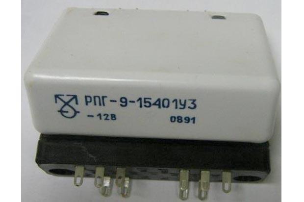 Фото и изображение реле РПГ-9.