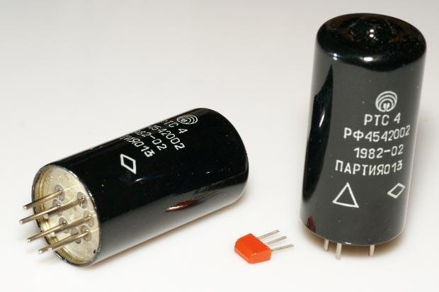 Фото и изображение реле РТС-4