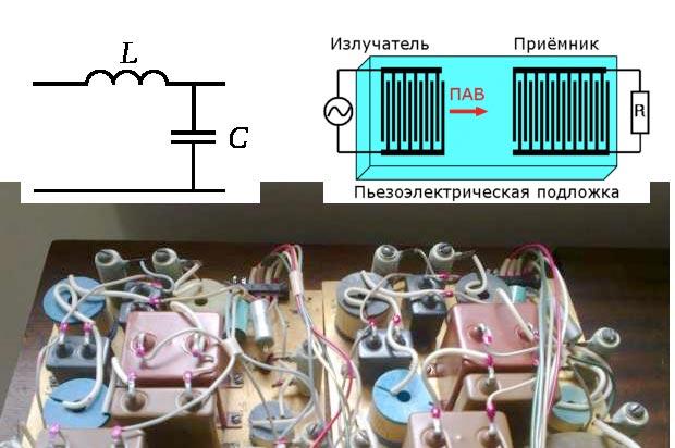 фильтр (электроника)