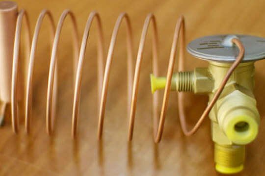Вентиль терморегулирующий