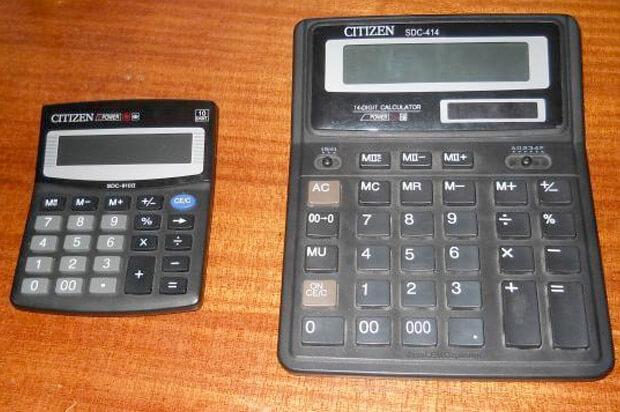 Калькулятор - характеристики, цена, купить