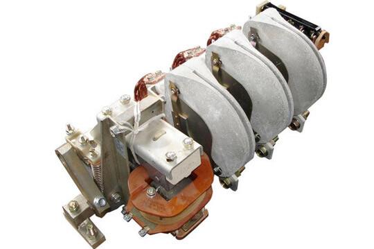 Контактор КПДЗ-114 (контактор 4 величины, об. исп.) - - золото, серебро, платина и другие драгоценные металлы